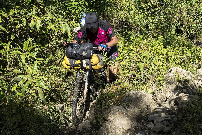 ruta libertadora by bikepacking monteadentro