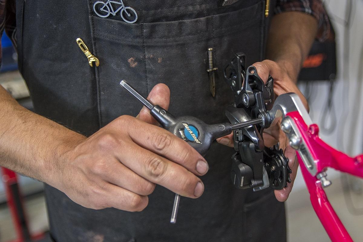 componentes bike building para rodar los andes