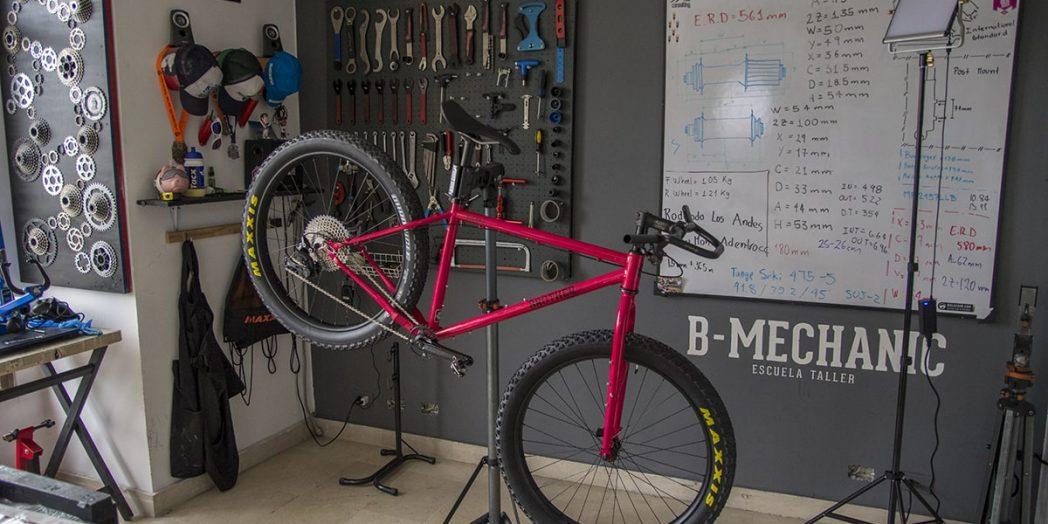 ``Bikepacking Bike Building 101``