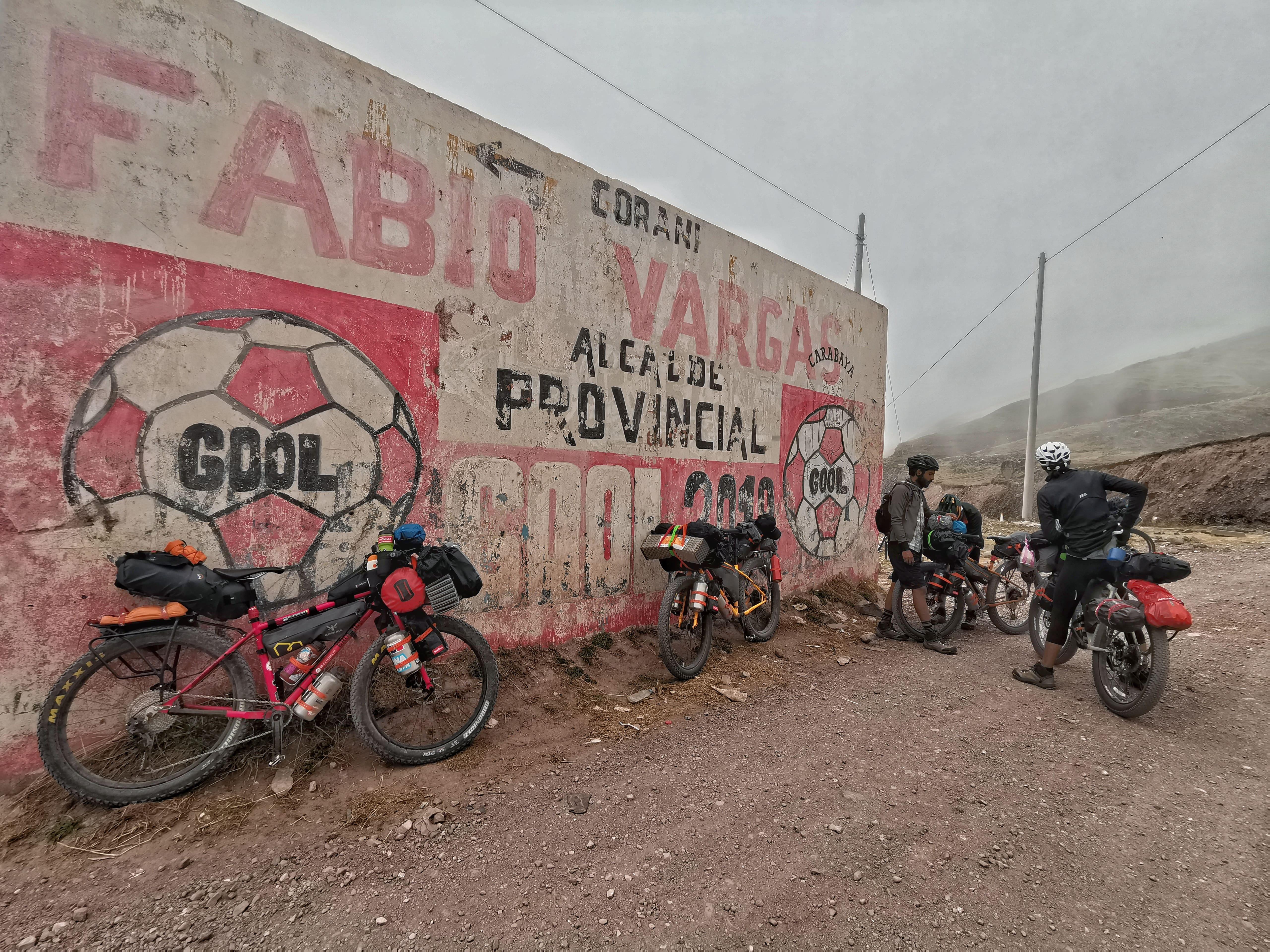 gallery from ruta de las tres cordilleras blog post