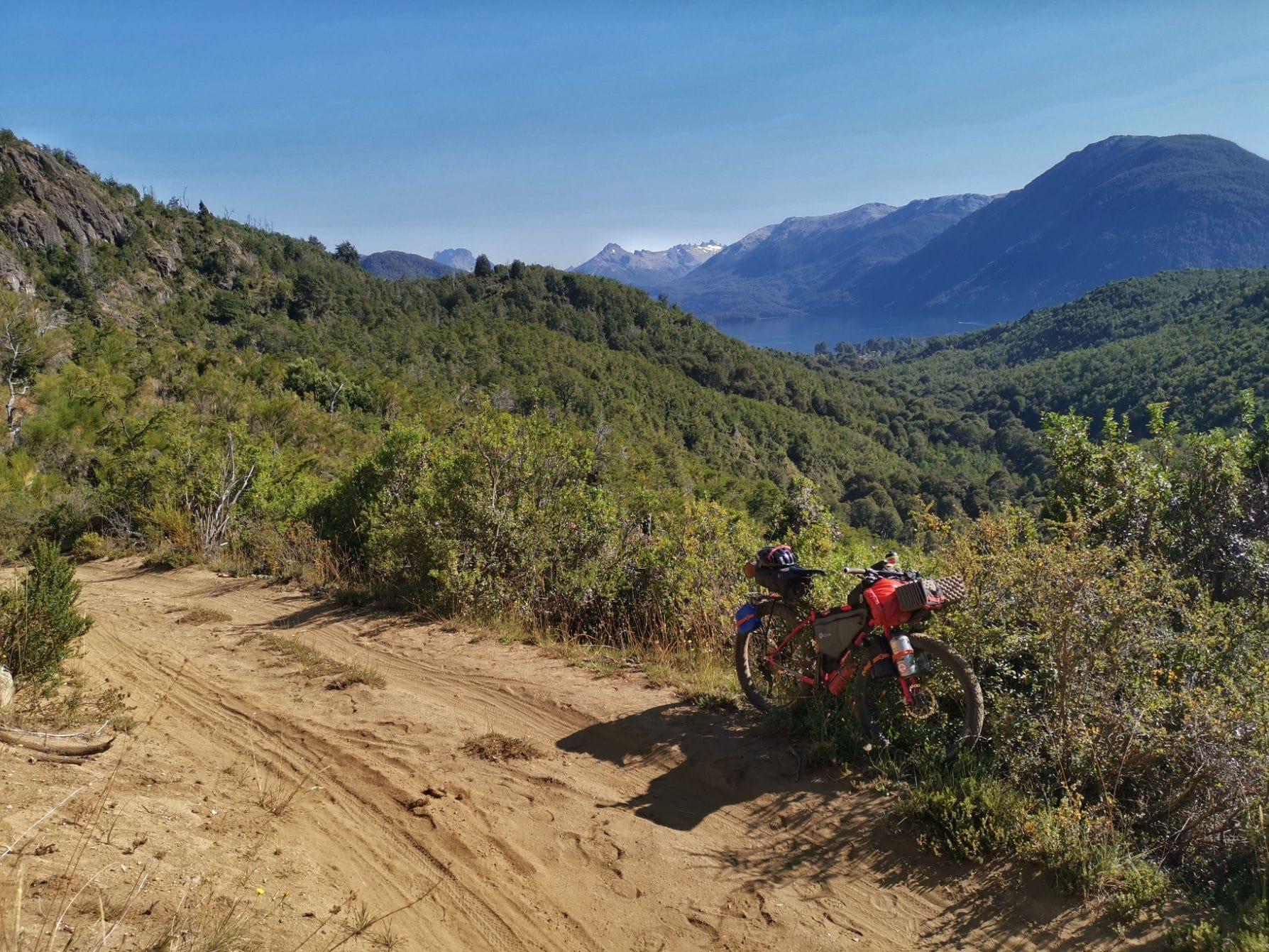 landscapes argentina bikepacking blog post